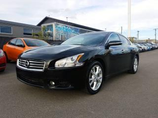 Used 2014 Nissan Maxima 3.5 SV for sale in Calgary, AB