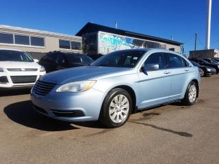 Used 2012 Chrysler 200 LX for sale in Calgary, AB
