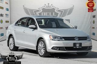 Used 2012 Volkswagen Jetta Sedan TDI HIGHLINE SUNROOF, LEATHER, ALLOY, HEATED SEATS for sale in Toronto, ON