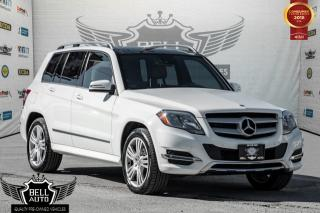 Used 2014 Mercedes-Benz GLK-Class 4MATIC BlueTec PANO ROOF, BLIND SPOT, SENSORS for sale in Toronto, ON