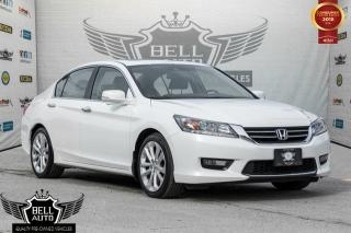 Used 2015 Honda Accord Touring NAVIGATION 360 SURROUNDING CAMERA LEATHER INTERIOR for sale in Toronto, ON