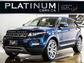 Used 2013 Land Rover Evoque Range Rover Pure Premium, NAVI, Pano ROOF, CAM Range Rover Evoque for sale in Toronto, ON