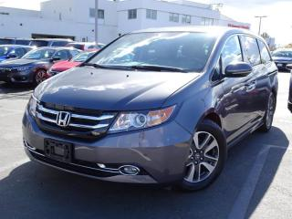 Used 2016 Honda Odyssey Touring for sale in Richmond, BC