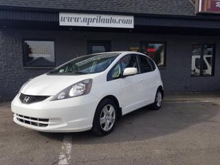 Used 2013 Honda Fit LX for sale in Lévis, QC