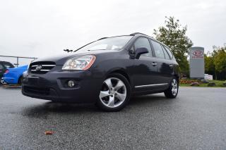 Used 2008 Kia Rondo EX Premium PL/PW/AC/AUTO/LEATHER/ROO for sale in Coquitlam, BC