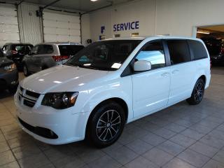Used 2017 Dodge Grand Caravan Gt, Cuir, Bluetooth for sale in Lévis, QC