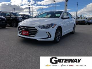 Used 2017 Hyundai Elantra GLS|Apple Auto-blind spot detection| for sale in Brampton, ON