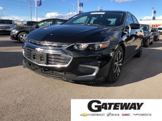 Used 2017 Chevrolet Malibu TRUE NORTH|LEATHER|REMOTE START|REAR CAM| for sale in Brampton, ON