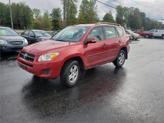 Used 2009 Toyota RAV4 4x4 4cyl safetied 164k we finance for sale in Madoc, ON