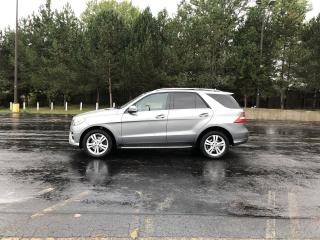 Used 2014 Mercedes-Benz ML 350 Bluetec 4MATIC AWD for sale in Cayuga, ON