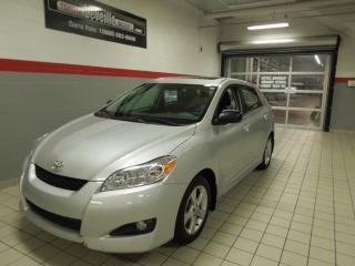 Used 2013 Toyota Matrix Base/mag/t.ouvrant for sale in Terrebonne, QC