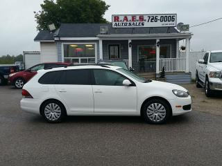 Used 2010 Volkswagen Golf Wagon Comfortline for sale in Barrie, ON