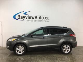 Used 2015 Ford Escape - ECOBOOST! HITCH! HTD SEATS! REVERSE CAM! SYNC! for sale in Belleville, ON