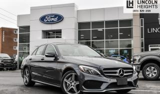 Used 2015 Mercedes-Benz C 300 C 300 for sale in Ottawa, ON