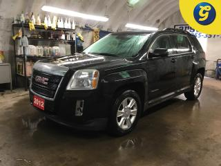 Used 2012 GMC Terrain SLE2*AWD*PHONE CONNECT*VOICE RECOGNITION*ON STAR*REVERSE CAMERA*ECO MODE*AUTOMATIC/MANUAL MODE*TRIP COMPUTER*TRACTION CONTROL*KEYLESS ENTRY*CLIMATE CO for sale in Cambridge, ON