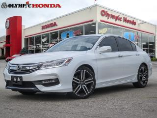 Used 2017 Honda Accord Touring for sale in Guelph, ON