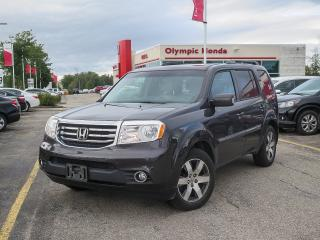 Used 2013 Honda Pilot Touring for sale in Guelph, ON