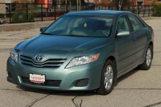 Used 2011 Toyota Camry LE CERTIFIED for sale in Waterloo, ON