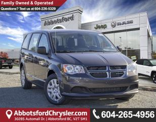 New 2019 Dodge Grand Caravan CVP/SXT for sale in Abbotsford, BC
