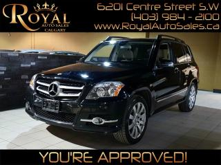 Used 2012 Mercedes-Benz GLK-Class GLK 350 w/ NAVIGATION, DVD PLAYER for sale in Calgary, AB