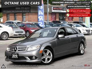 Used 2010 Mercedes-Benz C-Class for sale in Scarborough, ON