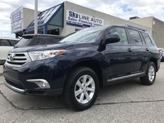 Used 2011 Toyota Highlander V6 Limited for sale in Concord, ON