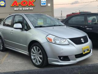 Used 2011 Suzuki SX4 Sedan for sale in Oakville, ON