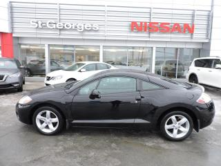 Used 2006 Mitsubishi Eclipse Coupé  GS 2,4 L Sportronic, boîte automa for sale in St-Georges, QC