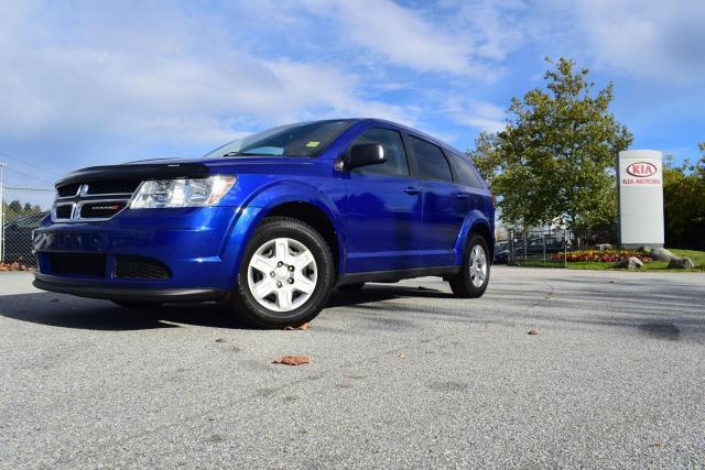 2012 Dodge Journey SE PL/PW/AC/AUTO/CLOTH/7SEAT