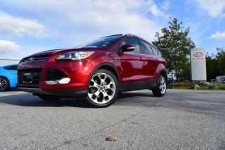 Used 2016 Ford Escape Titanium ROOF/HS/NAVI for sale in Quesnel, BC