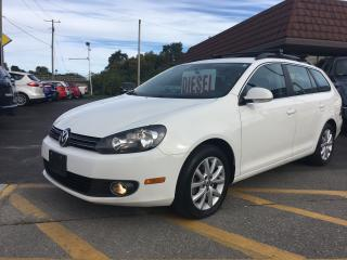 Used 2013 Volkswagen Golf Wagon Comfortline for sale in Cobourg, ON