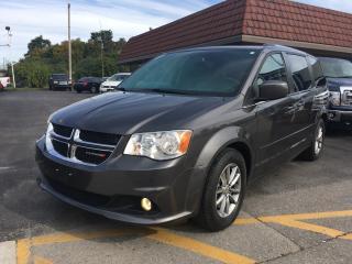 Used 2015 Dodge Grand Caravan SXT Premium Plus for sale in Cobourg, ON