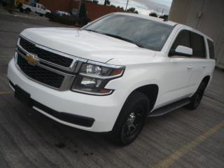 Used 2015 Chevrolet Tahoe 6 passenger,ex police for sale in Mississauga, ON