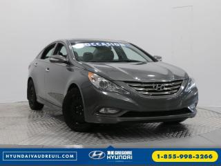 Used 2012 Hyundai Sonata LTD A/C BLUETOOTH for sale in Vaudreuil-Dorion, QC
