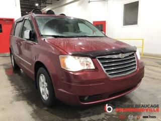 Used 2010 Chrysler Town & Country Touring - Mags- Grp for sale in Drummondville, QC