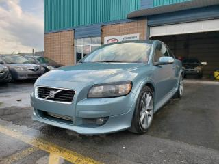 Used 2007 Volvo C30 R-Design for sale in St-Eustache, QC