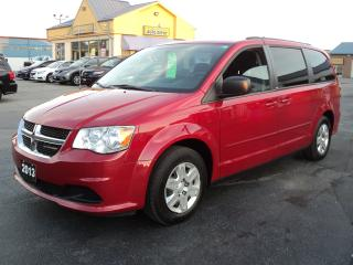 Used 2013 Dodge Grand Caravan SXT 3.6L Stow-N-Go 7 Pass for sale in Brantford, ON