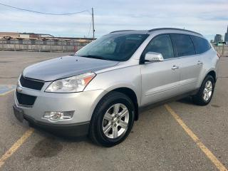 Used 2010 Chevrolet Traverse 1LT for sale in Mississauga, ON