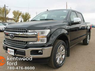 New 2018 Ford F-150 Lariat, 3.5L ecoboost, 502a Pkg, Power Running Boards, Twin Panel Moonroof, Tech Pkg, 20