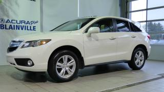 Used 2013 Acura RDX PREMIUM ** AWD ** for sale in Blainville, QC