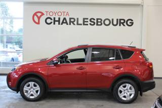 Used 2015 Toyota RAV4 LE GROUPE A for sale in Québec, QC