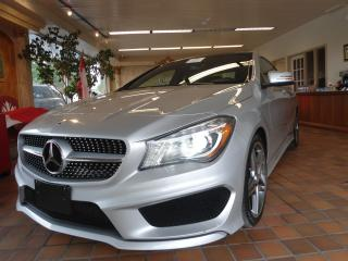 Used 2015 Mercedes-Benz CLA 250 4dr Sdn CLA 250 4MATIC NAV PANORAMIC SPORT BACKUP for sale in Oakville, ON