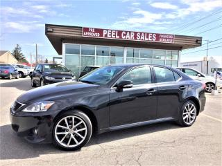 Used 2013 Lexus IS 250 AWD|BLKONBRWN|SUNROOF|98K| for sale in Mississauga, ON
