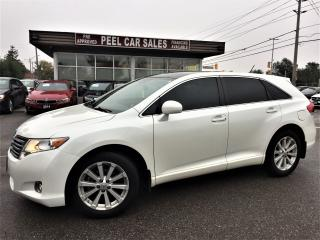 Used 2012 Toyota Venza |LIMITED|LEATHER|PANOROOF|AWD| for sale in Mississauga, ON