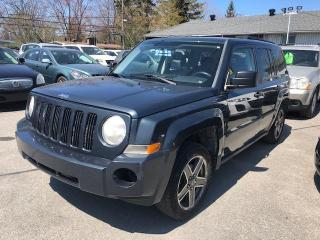 Used 2008 Jeep Patriot NORTH EDITION 4X4 for sale in Laval, QC