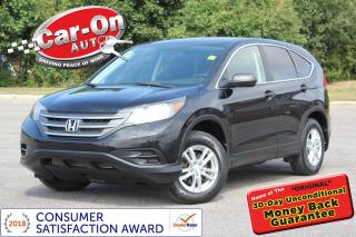 Used 2013 Honda CR-V REAR CAM HTD SEATS ONLY 68,000 KM BLUETOOTH ALLOYS for sale in Ottawa, ON