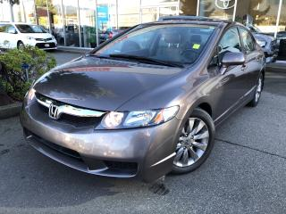 Used 2009 Honda Civic EXL, Leather,Local owner for sale in North Vancouver, BC