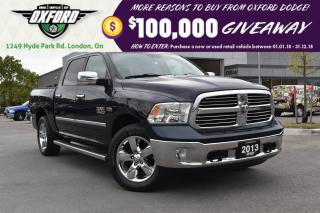 Used 2013 RAM 1500 SLT - 5.7L HEMI, back up cam, bluetooth, trailer h for sale in London, ON