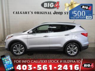 Used 2014 Hyundai Santa Fe Sport 2.0T Premium | NAV | Pano Roof for sale in Calgary, AB