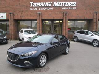 Used 2015 Mazda MAZDA3 SKYACTIV | BLUETOOTH | CRUISE | KEYLESS ENTRY | for sale in Mississauga, ON